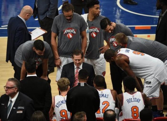Nba - Esecuzione dopo il time-out, Episodio 1: Jeff Hornacek (Knicks)
