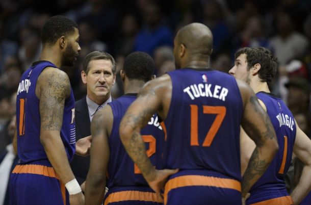 Phoenix Suns: What Has Gone Wrong?