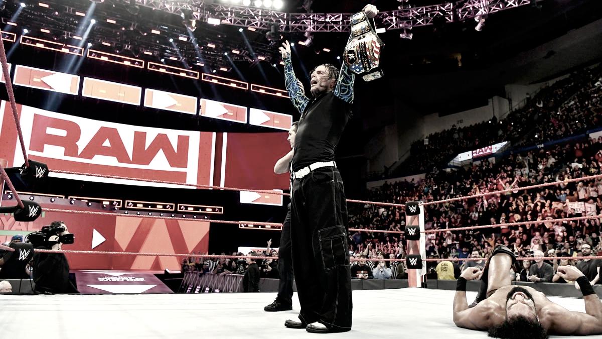 Jeff Hardy, nuevo campeón de Grand Slam