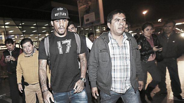 """Jefferson Farfán: """"En casa, no hay margen de error frente a Paraguay"""""""