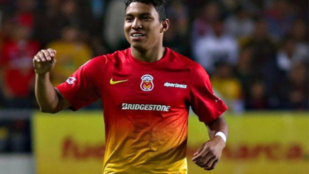 Montero anota en la final de la Copa MX frente al Atlas (VIDEO)