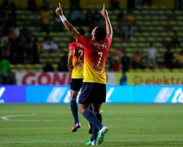Jefferson Montero llora después de dedicarle el gol a Benítez (VIDEO)