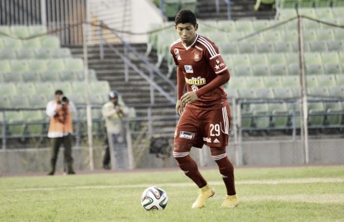 Jefre Vargas, cedido al FC Arouca