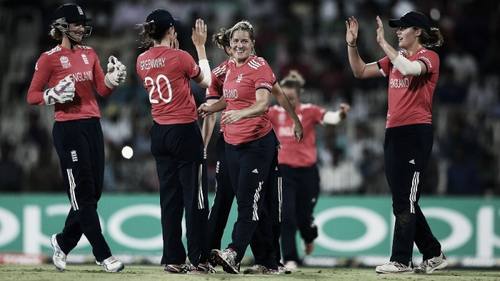 World T20: England women maintain winning run to set up mouthwatering semi-final against Australia