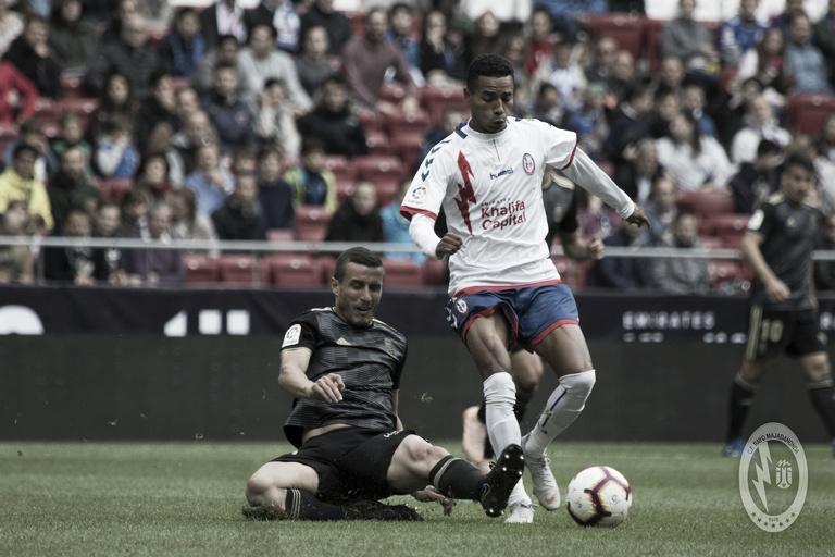 Jeisson rescinde su contrato con el Rayo Majadahonda