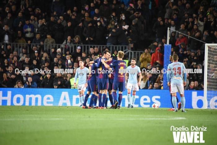 La Pizarra: un Barça arrollador volverá a estar en el bombo de cuartos un año más