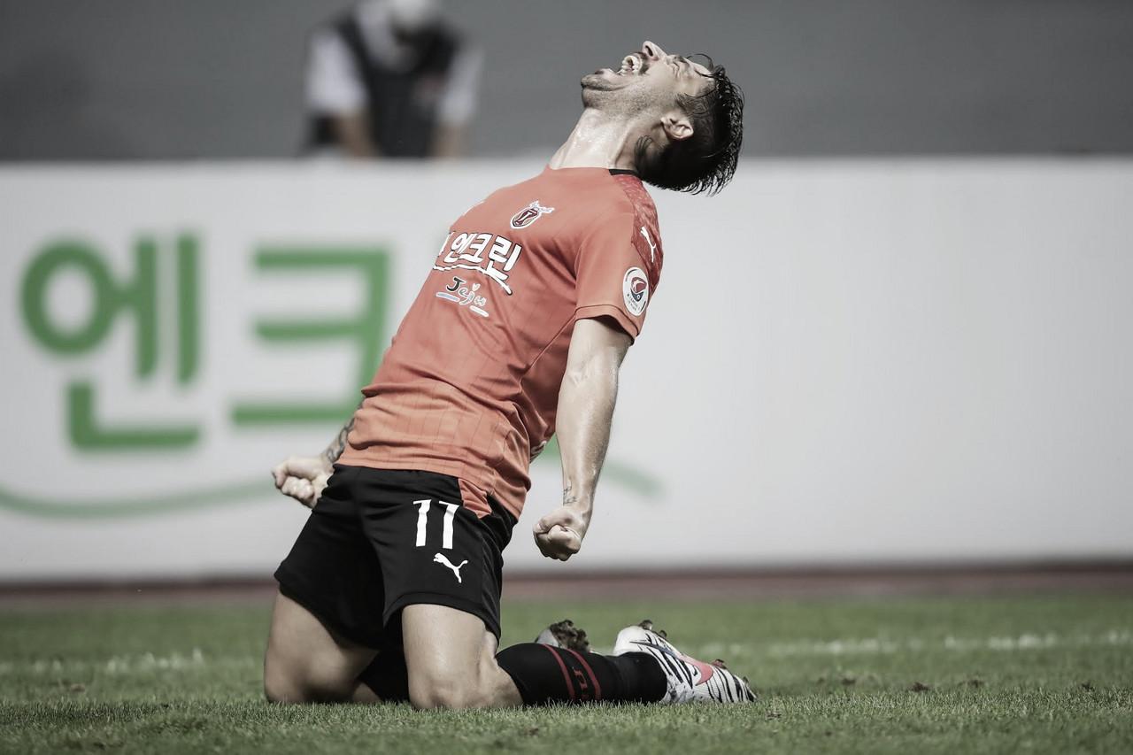 Foto: divulgação / Jeju United