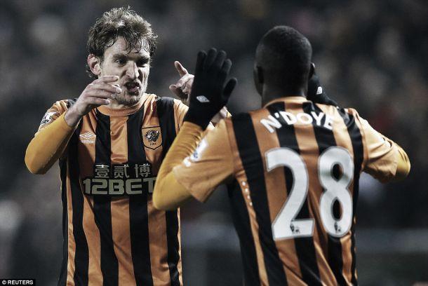 Hull City 2-0 Aston Villa: Tigers triumph over dismal Villa