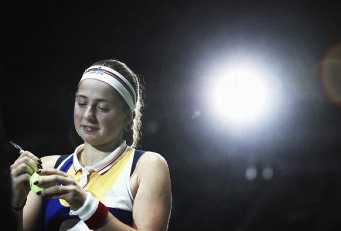 Top 5 WTA Surprises of 2017: #1 - Jelena Ostapenko's rise to the top