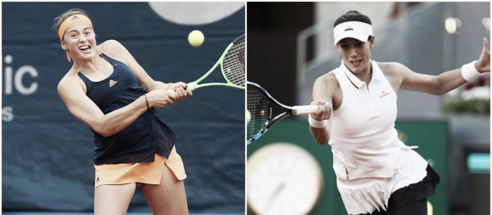 WTA Rome second round preview: Jelena Ostapenko vs Garbine Muguruza
