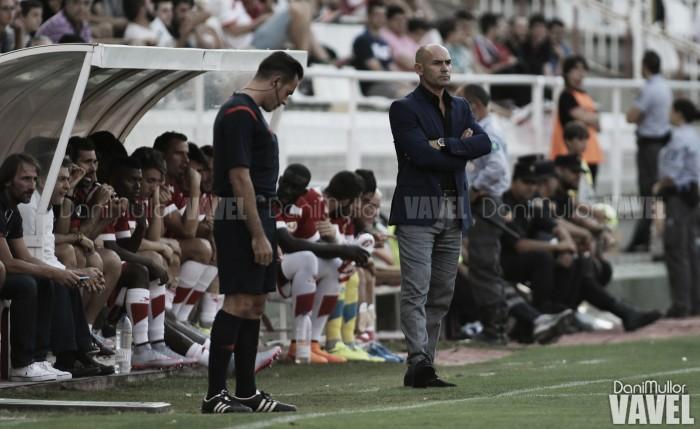 """Paco Jémez: """"Hay que romper la dinámica de jugar bien y no ganar"""""""