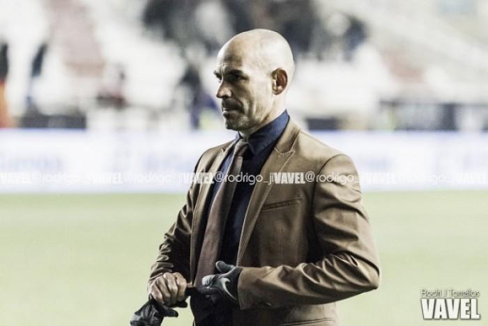 """Paco Jémez: """"El equipo debe competir para no reprocharnos nada"""""""