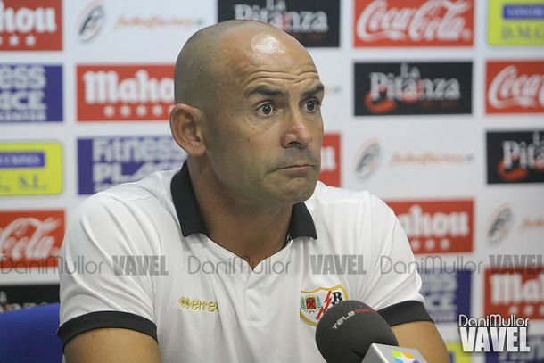 "Paco Jémez: ""Hemos tenido que luchar contra todo"""