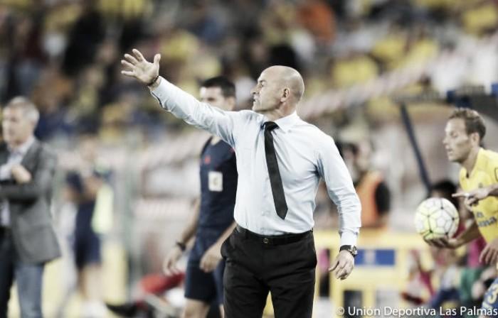 Paco Jémez podría volver a la UD Las Palmas