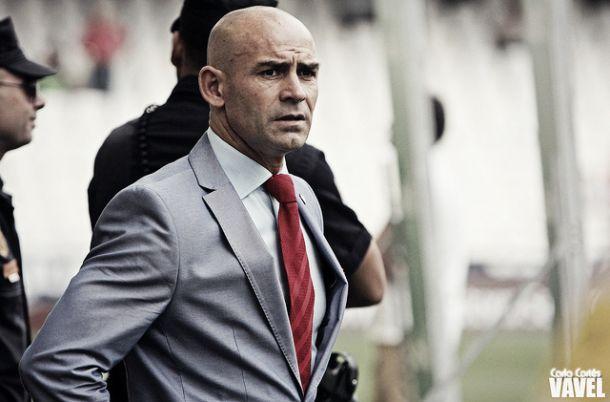 Paco Jémez, cerca del Granada CF