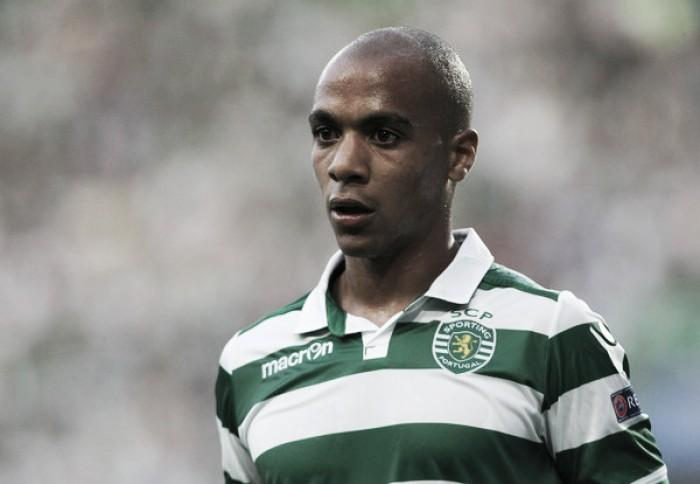 Braço-de-ferro: João Mário ausente da apresentação do Sporting 2016/2017