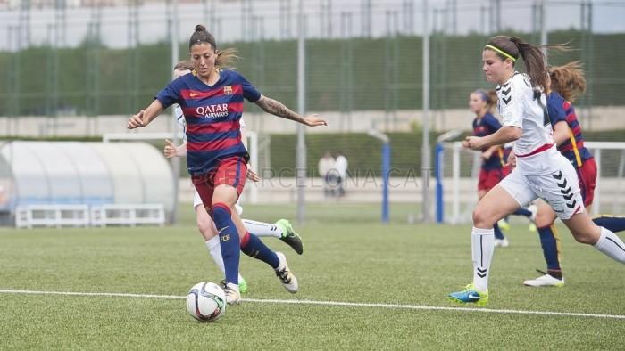 Recital de Jenni para doblegar al Albacete y seguir segundas