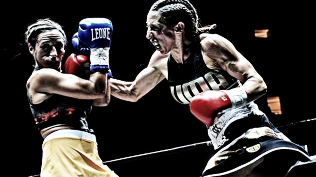 """Miranda: """"No se puede vivir del boxeo hoy en día, y menos del femenino"""""""