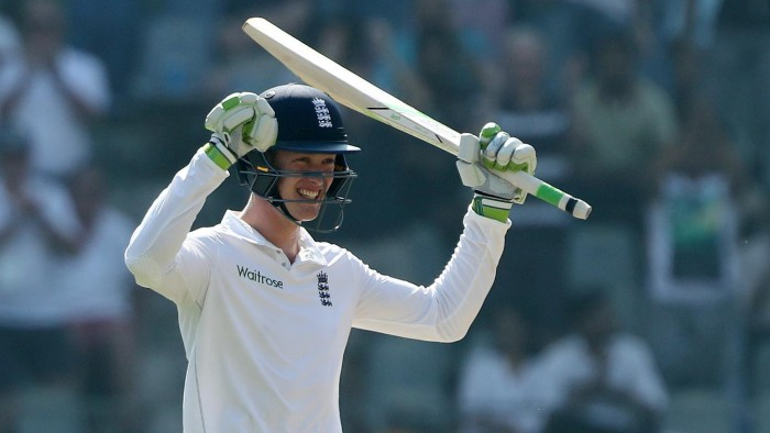 India vs England - Fourth Test, Day One: Jennings' debut test century gives England the edge