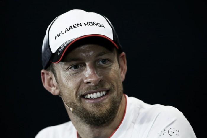 """Jenson Button: """"Estamos progresando pero siempre quiero más"""""""