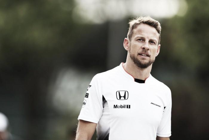 """Jenson Button sobre su futuro: """"Lo que pase este año influirá en lo que haré el próximo"""""""
