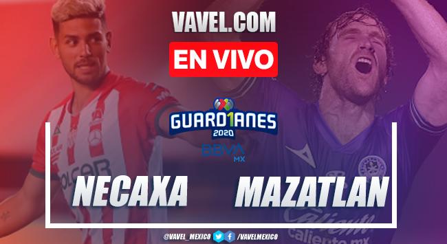 Gol y resumen del Necaxa 1-0 Mazatlán en Liga MX 2020