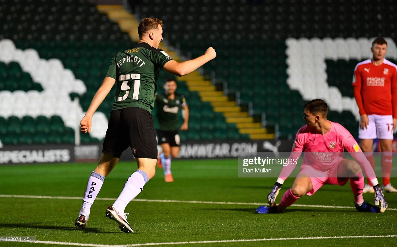 Three Sky Bet League One stars that you should know more about and keep an eye on for the future
