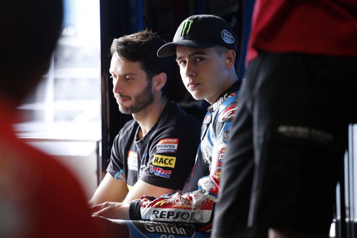 Jeremy Alcoba debutará como wild car en el Mundial de Moto3