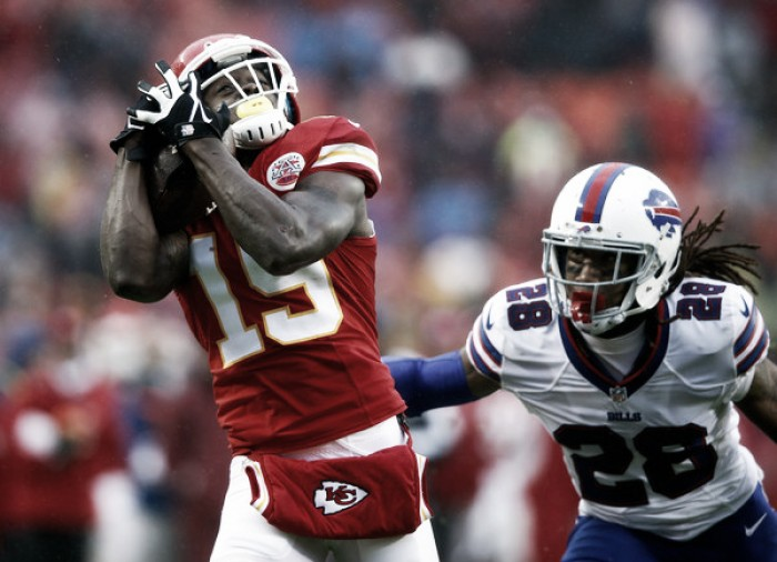 Kansas City Chiefs to cut Jeremy Maclin