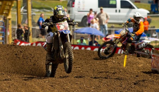 Motocross: Jeremy Martin Earns 250 Overall At Tennesee