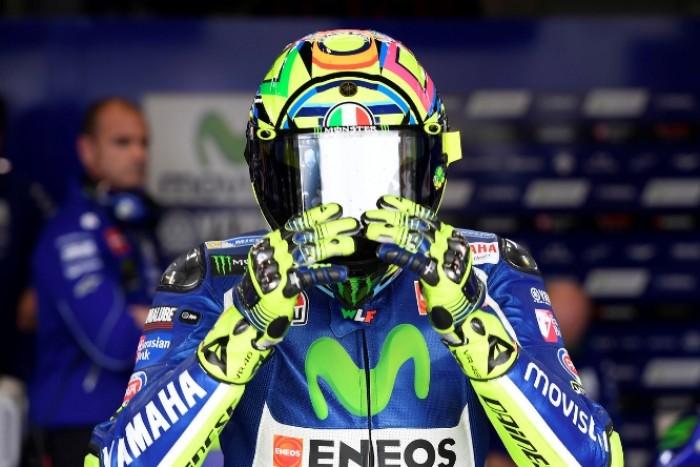 MotoGP, la delusione di Rossi