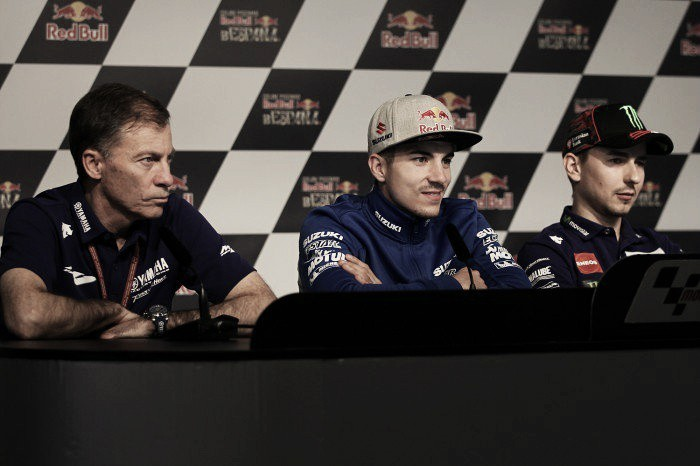Jerez pre-race press conference: Marquez, Vinales and Redding have their say