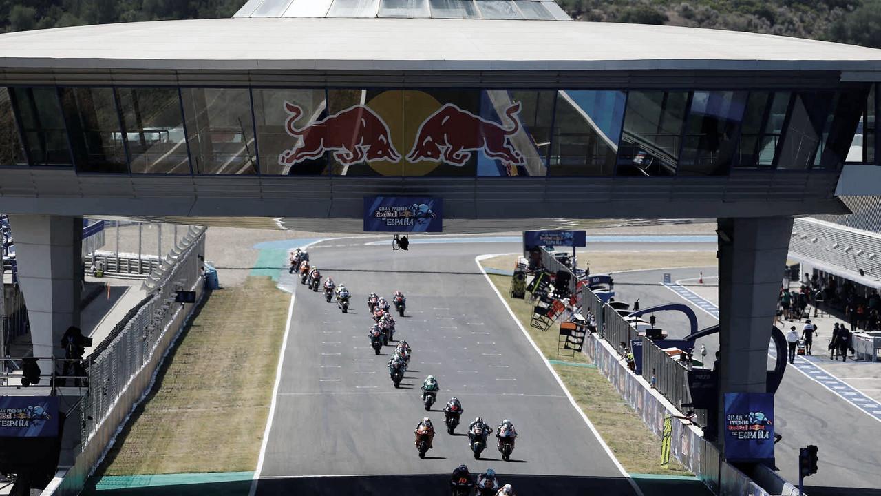Así llega Moto2 a Jerez 2021