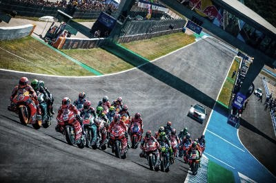 El posible calendario de MotoGP para este año