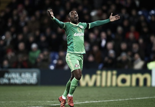 Crystal Palace 0-1 Sunderland: Dann mistake sees Defoe score and condemn hosts to late defeat