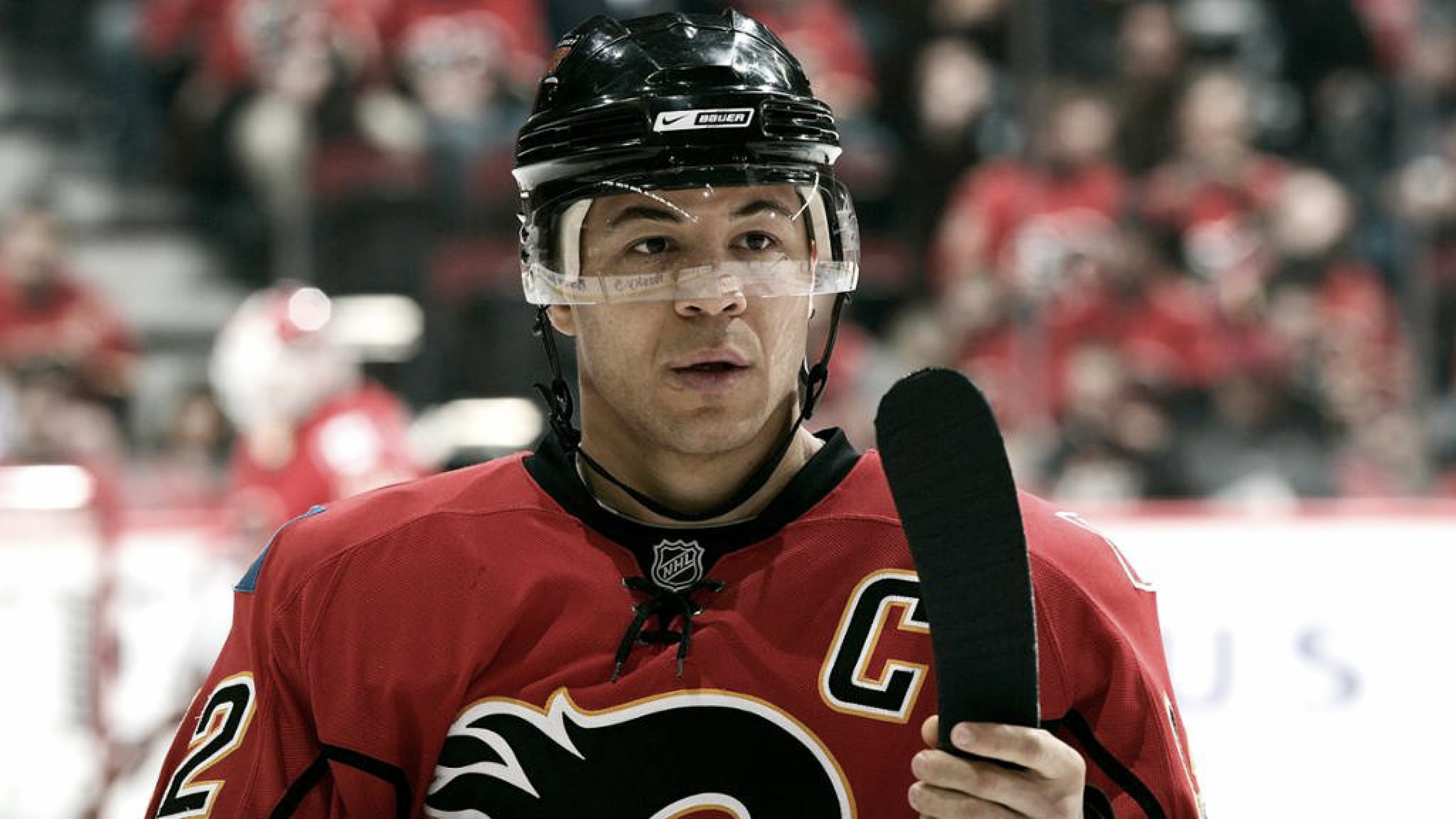 Jarome Iginla announces his retirement