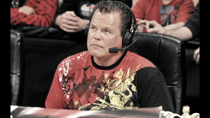 WWE Suspend commentator Jerry 'The King' Lawler following Domestic Abuse arrest