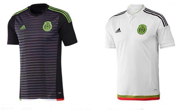 Se presentó el nuevo jersey de la Selección Mexicana