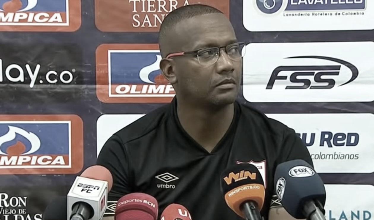 """Jersson González: """"Fue importante sacar tres puntos pensando en la reclasificación"""""""