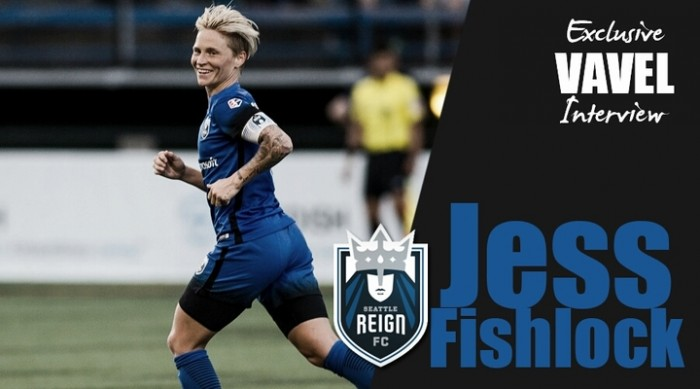 VAVEL USA Exclusive: Jess Fishlock divulges on her career, the Reign and more
