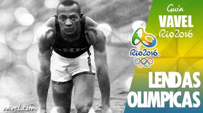 Lendas Olímpicas: Jesse Owens, o atleta que desafiou Hitler