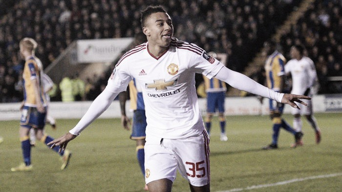 Manchester United player ratings in 3-0 victory over Shrewsbury Town: Solid display sends Reds through