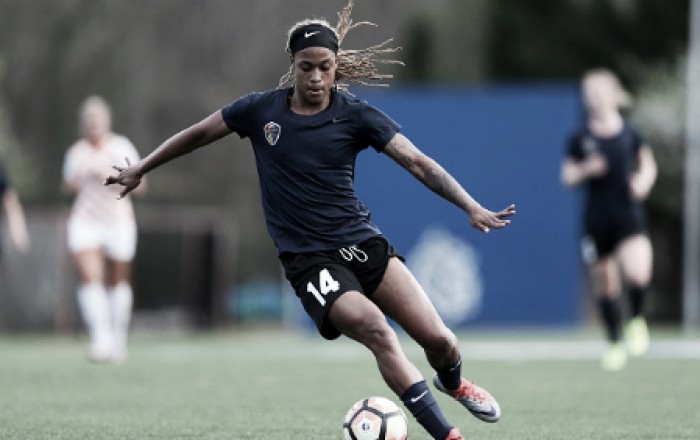 Orlando Pride upset North Carolina Courage 3-1
