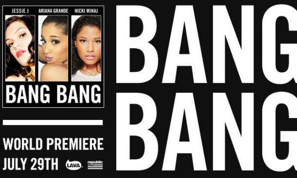 Jessie J estrenará una canción con Nicki Minaj y Ariana Grande