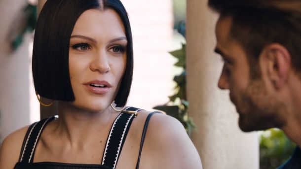 Jessie J pone música a la segunda parte de 'Dando la nota'