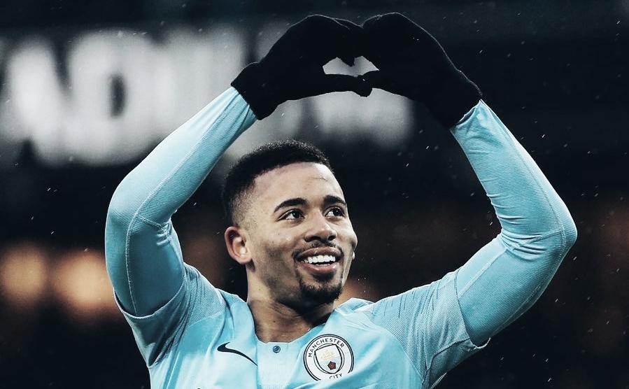 Gabriel Jesus deixa camisa 33 e é anunciado como novo 9 do Manchester City