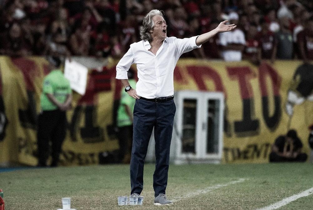Um ano de Flamengo: Jorge Jesus faz história e vira ídolo da torcida