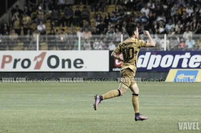 Jesús Angulo, un goleador surgido de la cantera