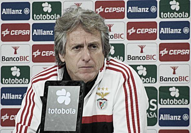 «Não é o Gil que está pior, é o Benfica que está muito melhor»
