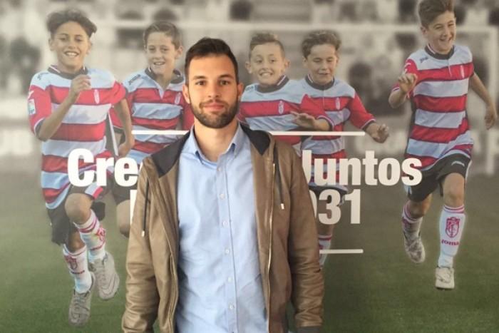 Jesús Fernández, primer fichaje del Granada CF este invierno